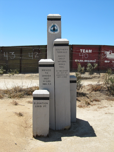 PCT-southern-terminus