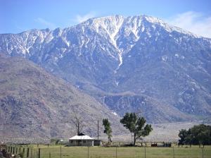 San Jacinto (3302 m) gdje ću dospjeti za ciglih dva tjedna