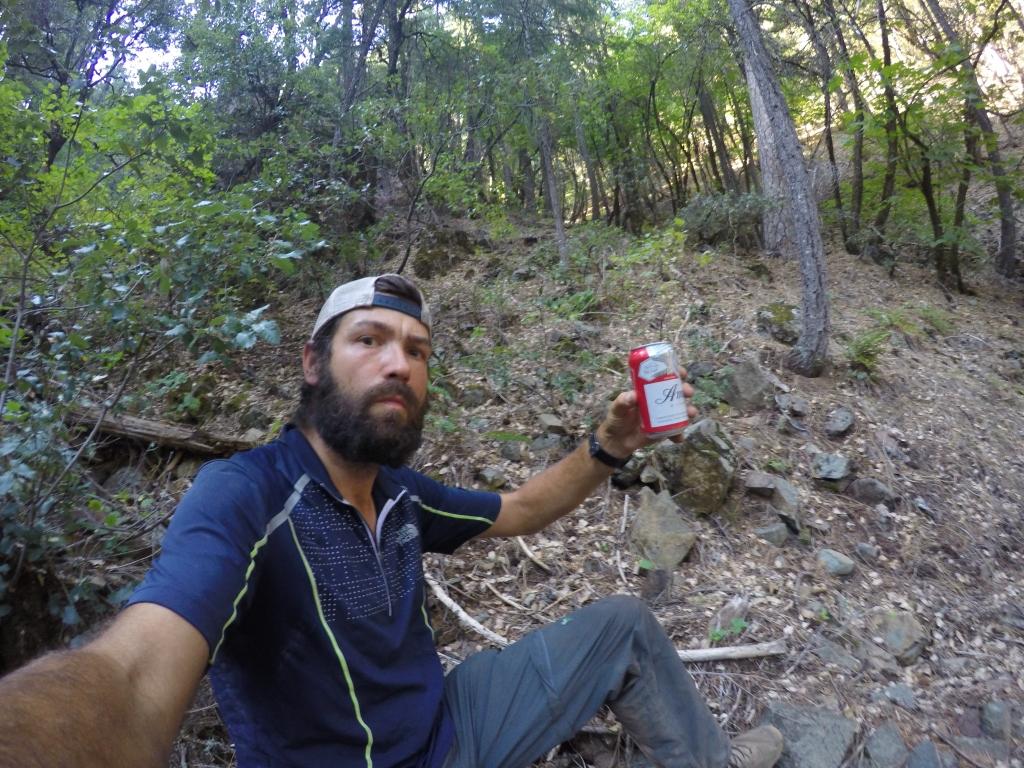 Budweiser....američko vodeno pivo koje prilično godi za vrijeme vrućina i dugih hodnji :)