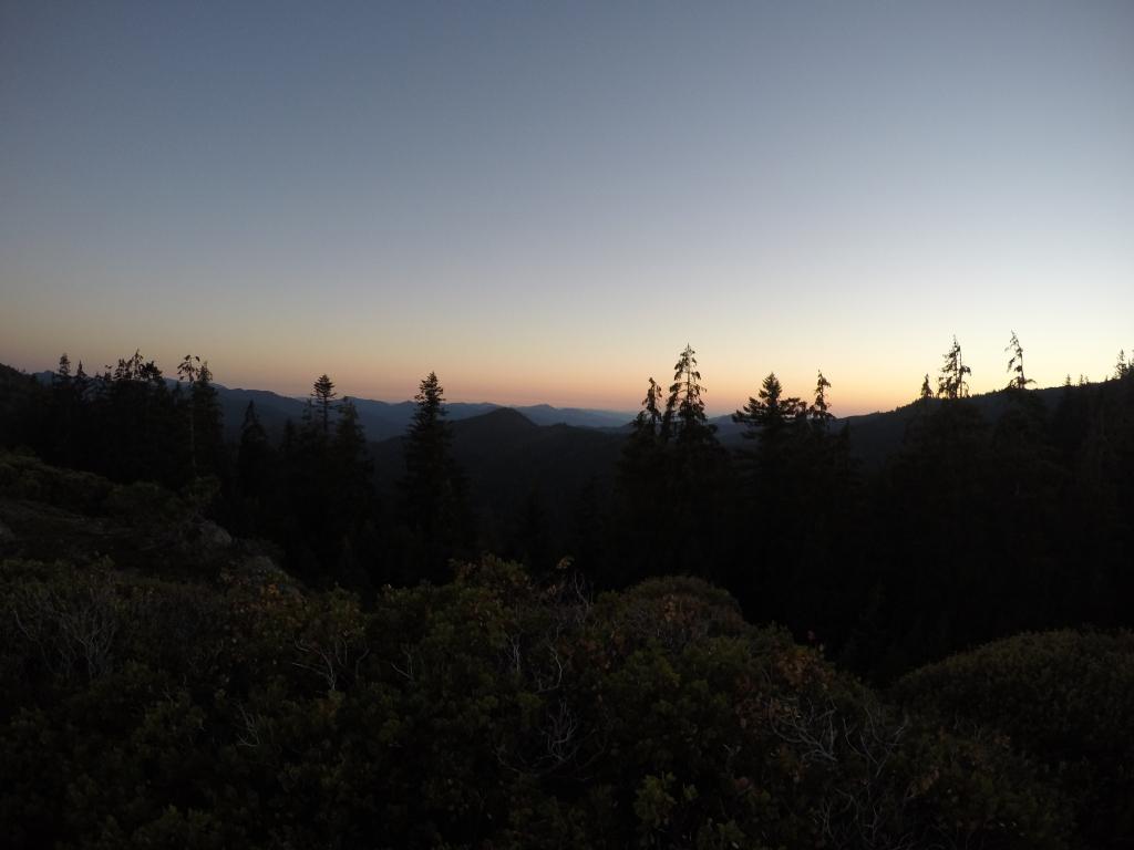 Posljednje kalifornijsko praskozorje