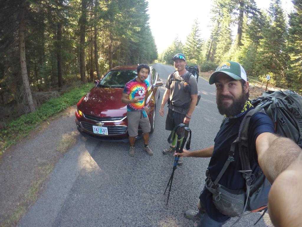 U 16 smo bili na trailu