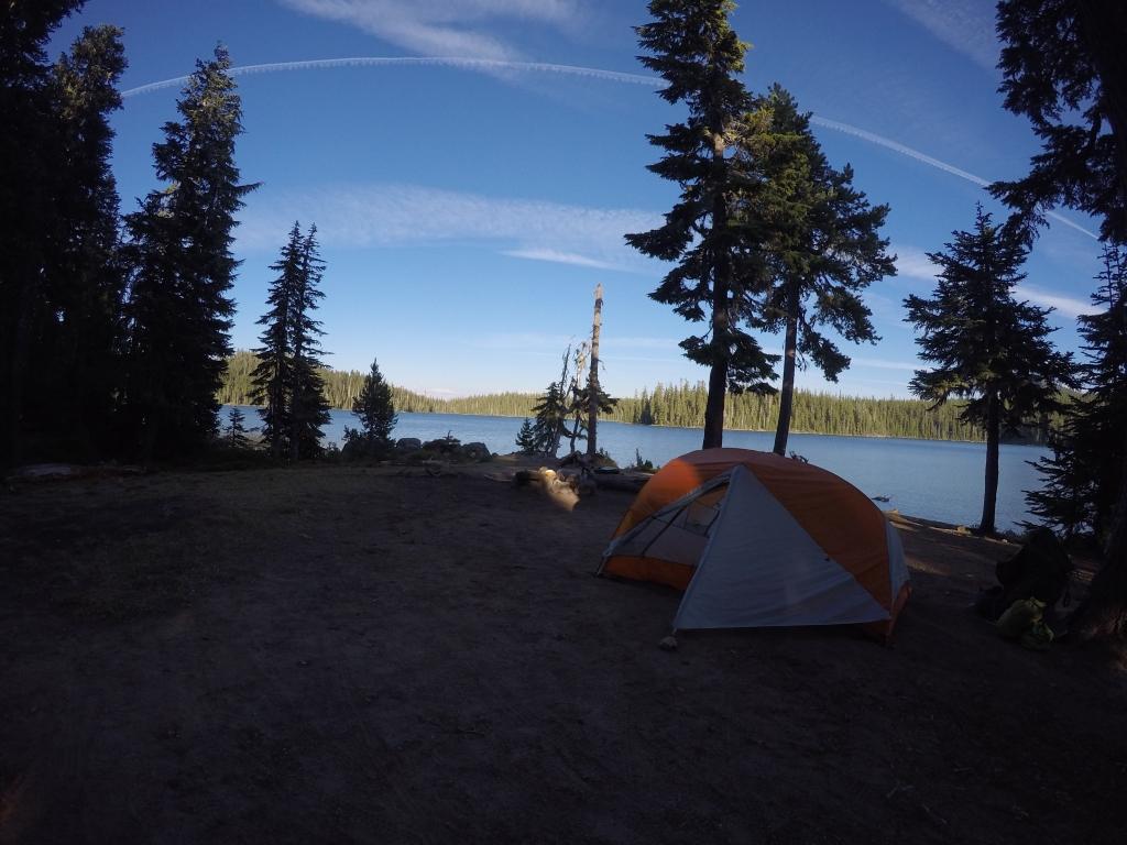 Big Agnes Copper Spur UL2......moj dvorac. Jako sam se radovao svakoj novoj večeri i spavanju u tom prostranom šatoru i malim ritualima koje sam njegovao svaku večer :)