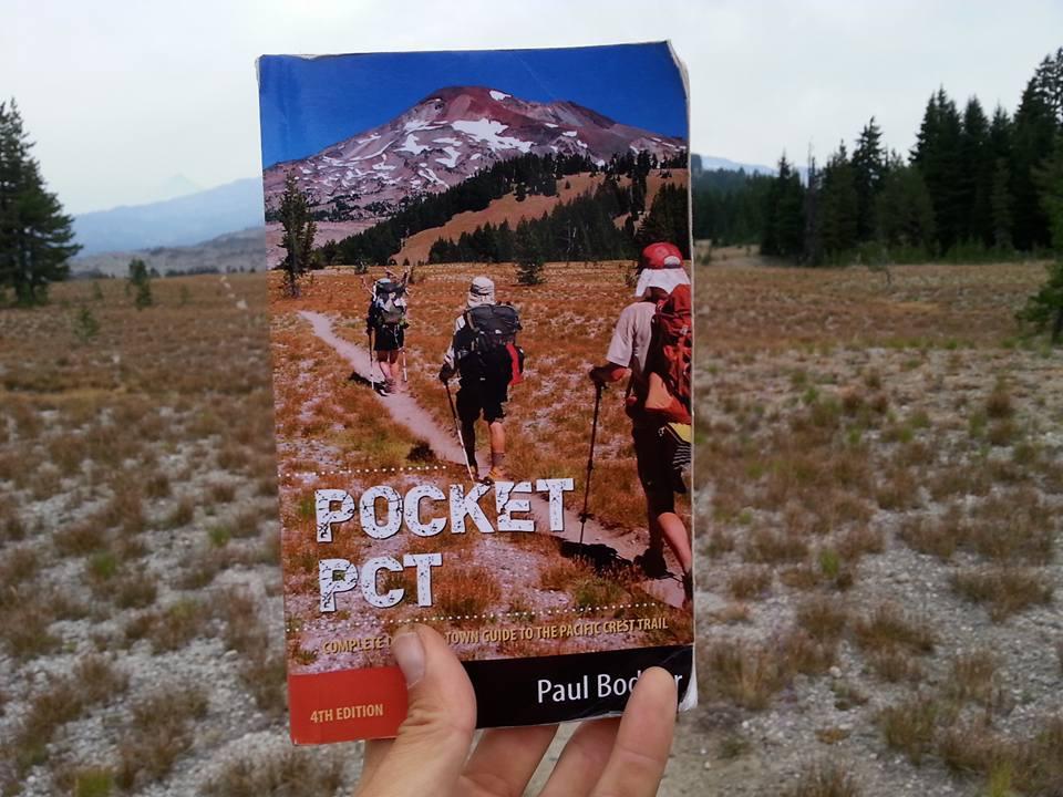 Naslovnica knjige koja mi je bila Biblija mog putovanja je uslikana baš ovdje :)