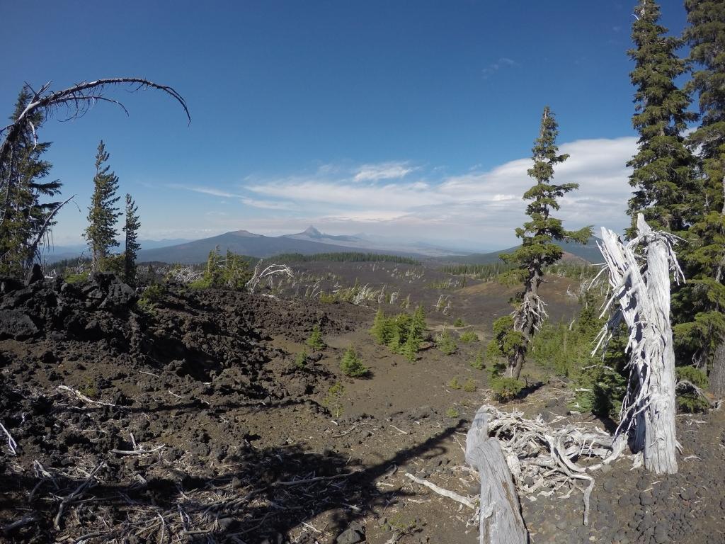 Mt. Washington, planina oko koje su krenula velika iskušenja za mene.