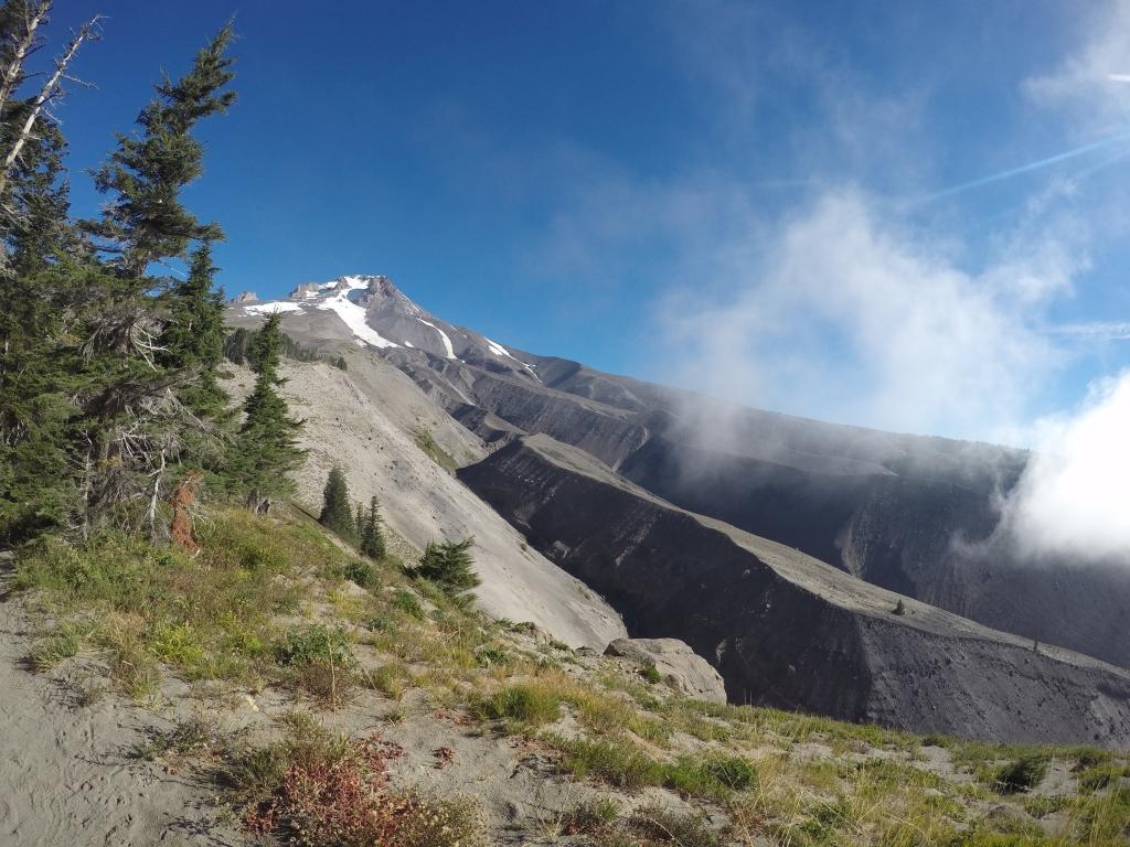 Mt. Hood - prema nekim informacijama najispenjanija planina na svijetu.