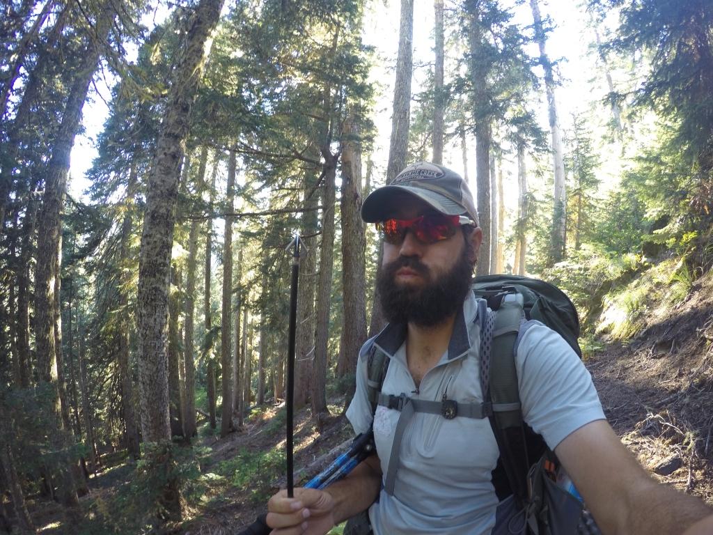 Strijela je bila zapknuta u trail.....