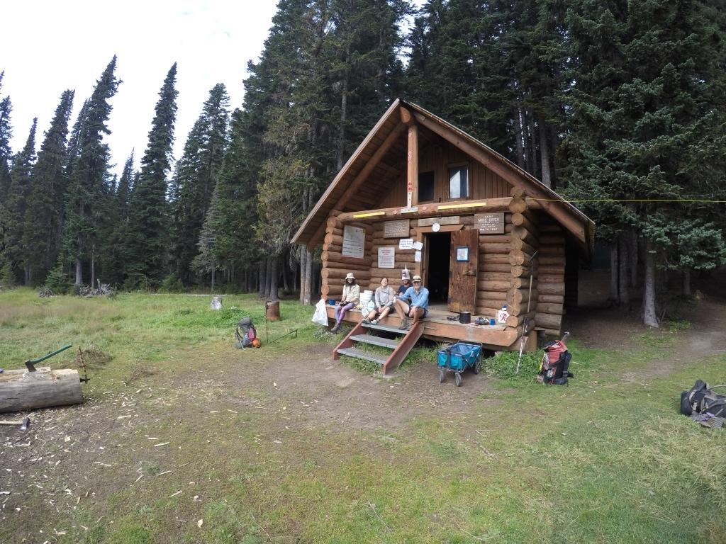 Urich Cabin