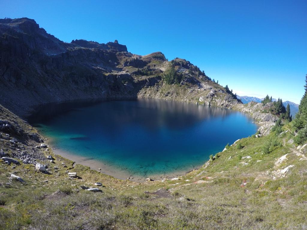 Mica Lake.