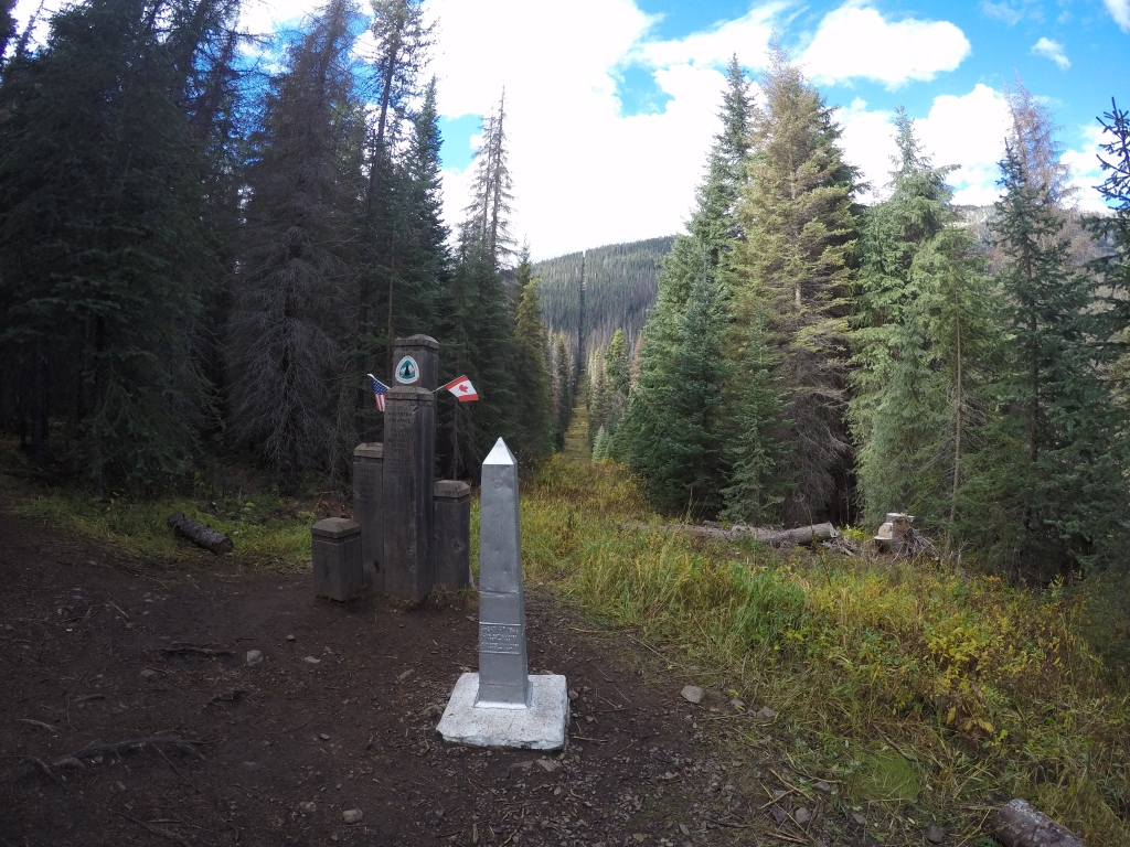 Pacific Crest Trail, Campo (USA) to Manning Park (Canada), 4300 km!