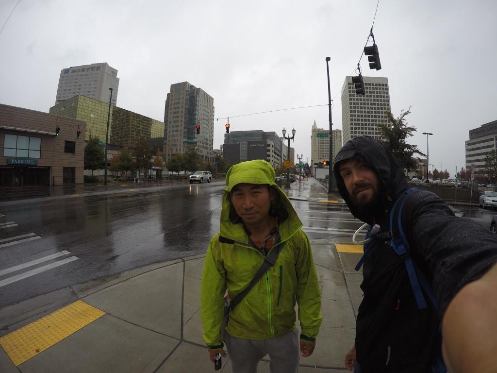 Tacoma gdje nas dočekala kiša.