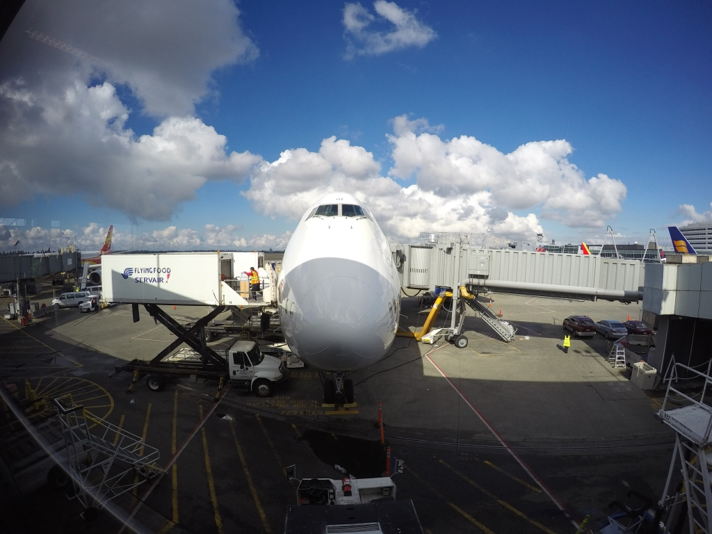 Jumbo jet.